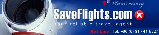 Thailand Domestic Airfare  by Save Flights